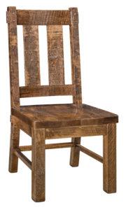 """F & N Houston Side Chair: 20""""w x 18.5""""d x 42.25""""h"""