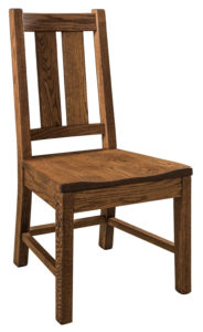 """F & N Knoxville Side Chair: 20""""w x 18""""d x 40""""h"""