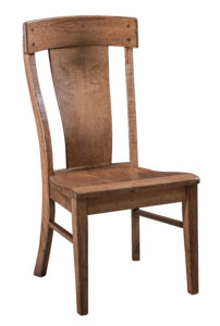 """F & N LaCombe Side Chair: 20""""w x 17""""d 41""""h"""
