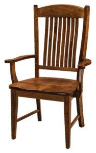 """F & N Lyndon Arm Chair: 26""""w x 18""""d x 41""""h"""