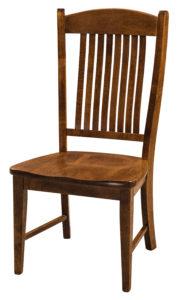 "F & N Lyndon Side Chair: 20.5""w x 18""d x 41""h"