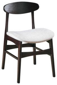 "F & N Marque Side Chair: 19""w x 17""d x 32"" h"