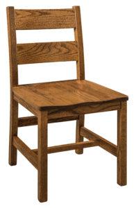 """F & N Memphis Side Chair: 18.5""""w x 17.5""""d x 34""""h"""