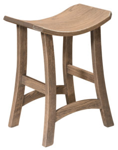 F & N - Norcross Bar Stool - Dimensions (in inches): 20.25w x 14d - No other styles available.