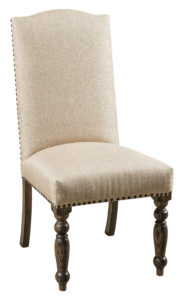 F & N - Olson Side Chair - Dimensions (in inches): 20w x 18d x 42h - Other available styles include arm chair and desk chair.