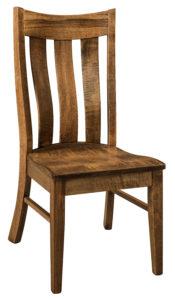 "F & N Pierre Side Chair: 18.5""w x 17.5""d x 41"" h"
