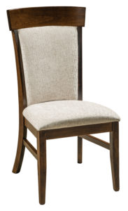 F & N - Riverside Side Chair - Dimensions (in inches): 20w x 18d x 41.25h - Other styles include arm chair, swivel bar stool,