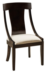 F & N - Silverton Side Chair - Dimensions (in inches): 22w x 17.5d x 39.5h - No other styles available.