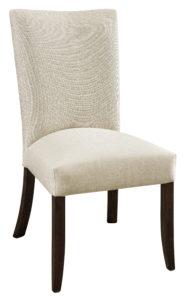 "F & N Trenton Side Chair: 19""w x 17""d x 39""h"