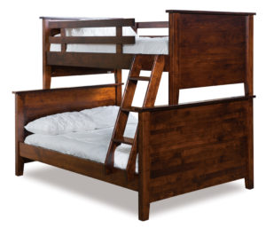 "INDIAN TRAIL / Shaker Bunk Bed Twin/Full Size: 58¾"" W x 81"" L x 68"" H Available in Twin/Twin or Twin/Full"