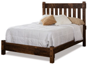 "INDIAN TRAIL - Denver HB 60"" - FB 16"" Queen Size: 66"" wide x 87"" long Available in all wood species"