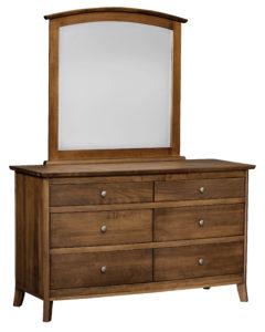 SCHWARTZ-Laural Dresser with Mirror See store for details