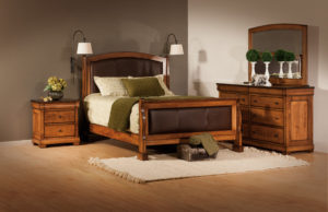 SCHWARTZ-Marshfield Leather Panel Set See store for details