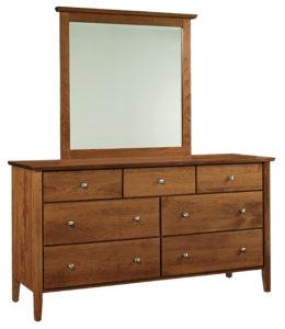 SCHWARTZ-Medina Dresser with Mirror See store for details