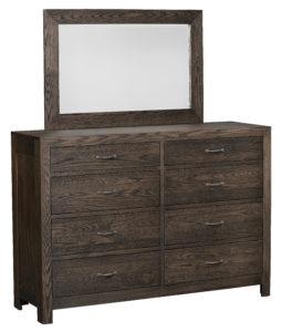 SCHWARTZ-Sonoma Oak 8 Drawer Dresser See store for details