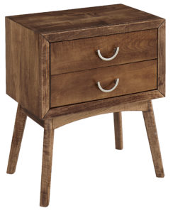 SCHWARTZ-Tuscan 2 Drawer Night Stand See store for details