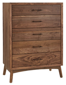 SCHWARTZ-Tuscan Walnut natural Chest See store for details