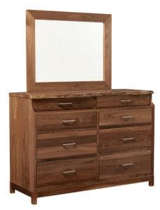 SCHWARTZ-Westmere 8 Drawer Dresser with mirror See store for details