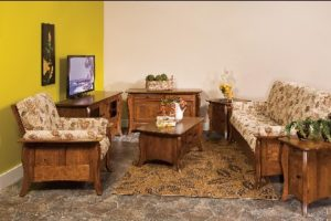 Amish Furniture - Crystal Valley - Quincy Living