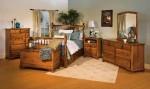 Amish Furniture - Schwartz - Heritage bedroom set