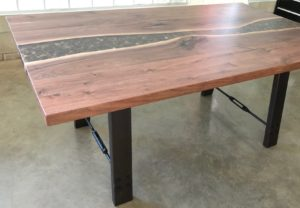 COUNTRY ROAD - Split Grain Top Dining Table See store for pricing and dimensions